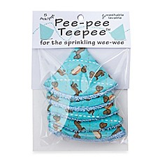 beba bean 5-Pack Pee-Pee Teepee™ in Weiner Dog