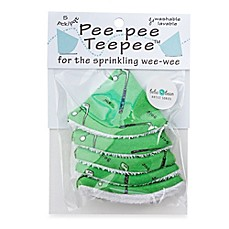 beba bean 5-Pack Pee-Pee Teepee™ in Golf