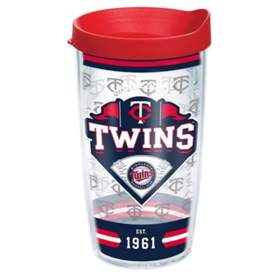 Tervis® MLB Minnesota Twins Classic 16 oz. Wrap Tumbler with Lid