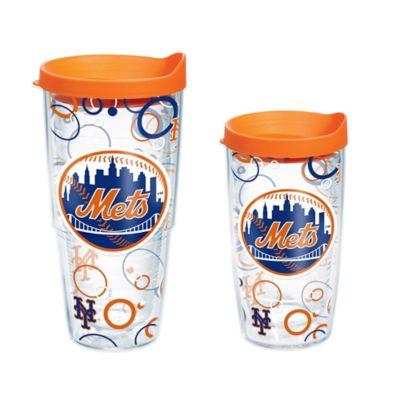 Tervis® MLB New York Mets 24 oz. Bubble Up Wrap Tumbler with Lid