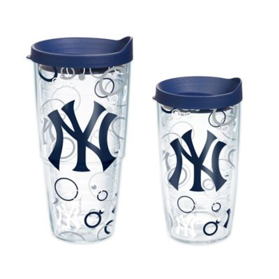 Tervis® MLB New York Yankees 16 oz. Bubble Up Wrap Tumbler with Lid