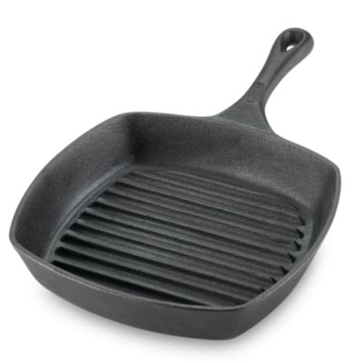 Emerilware™ Cast Iron 10-Inch Square Grill Pan