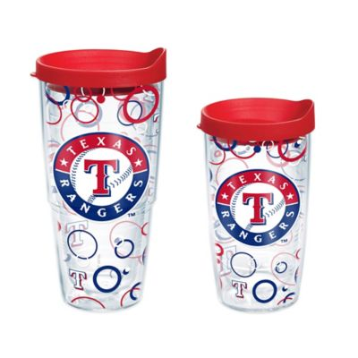 Tervis® MLB Texas Rangers 16 oz. Bubble Up Wrap Tumbler with Lid