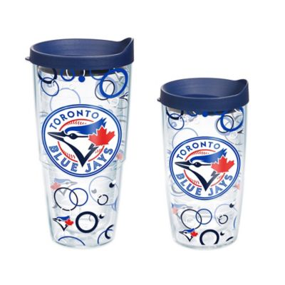 Tervis® MLB Toronto Blue Jays 16 oz. Bubble Up Wrap Tumbler with Lid