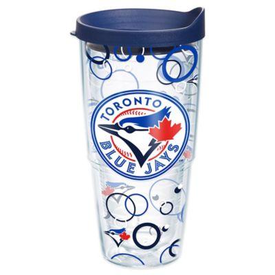 Tervis® MLB Toronto Blue Jays 24 oz. Bubble Up Wrap Tumbler with Lid