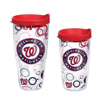 Tervis® MLB Washington Nationals 16 oz. Bubble Up Wrap Tumbler with Lid
