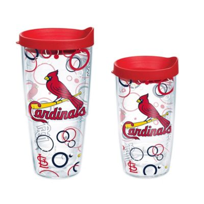 Tervis® MLB St. Louis Cardinals 16 oz. Bubble Up Wrap Tumbler with Lid