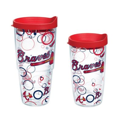 Tervis® MLB Atlanta Braves 16 oz. Bubble Up Wrap Tumbler with Lid