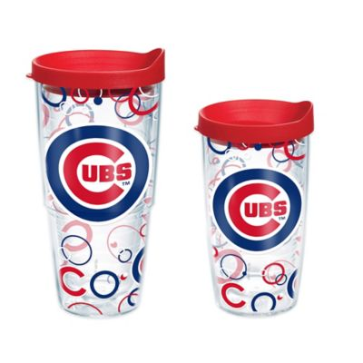 Tervis® MLB Chicago Cubs 16 oz. Bubble Up Wrap Tumbler with Lid