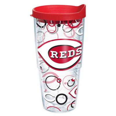 24-Ounce Red Tumbler Lid