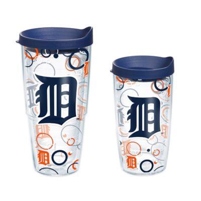 Tervis® MLB Detroit Tigers 16 oz. Bubble Up Wrap Tumbler with Lid