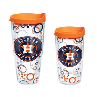 Tervis® MLB Houston Astros 16 oz. Bubble Up Wrap Tumbler with Lid