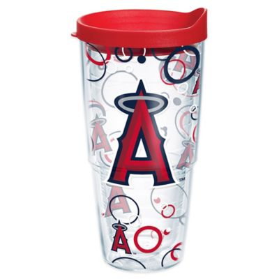 Tervis® MLB Los Angeles Angels of Anaheim 24 oz. Bubble Up Wrap Tumbler with Lid
