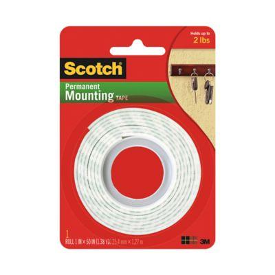 3M Scotch® Heavy Duty Mounting Tape Roll
