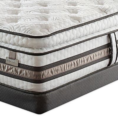Serta® iSeries® Approval Super Pillow Top King Mattress Set