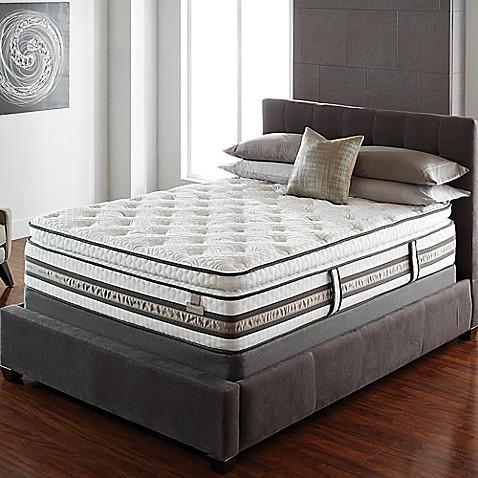 Buy Serta iSeries Approval Super Pillow Top California