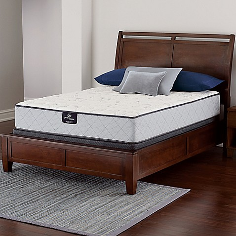 buy serta perfect sleeper crandon firm low profile california king mattress set from bed bath. Black Bedroom Furniture Sets. Home Design Ideas