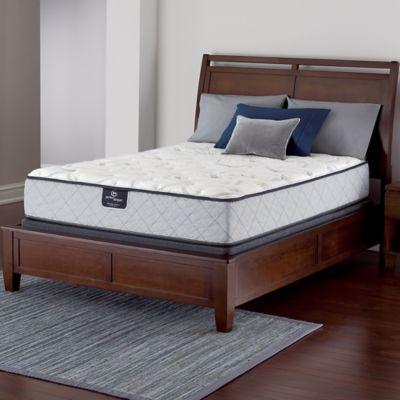 Serta® Perfect Sleeper® Crandon Plush Low Profile Queen Mattress Set