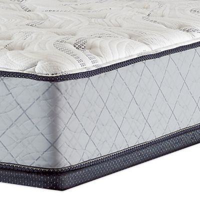 Serta® Perfect Sleeper® Felton Plush Twin XL Mattress Set