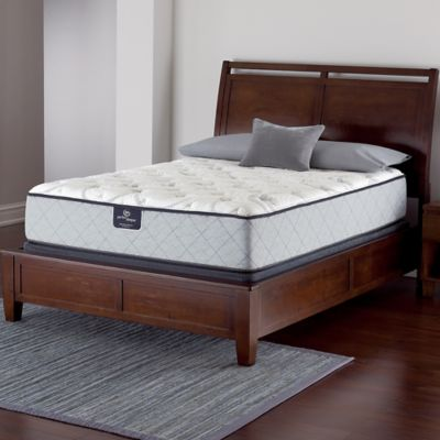 Serta® Perfect Sleeper® Felton Plush Low Profile Full Mattress Set