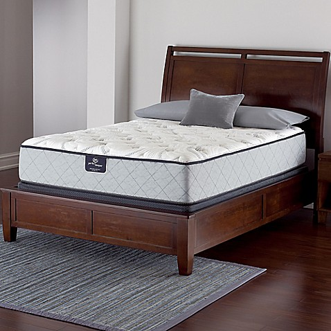 Buy Serta Perfect Sleeper Felton Plush Low Profile Twin Mattress Set From Bed Bath Beyond