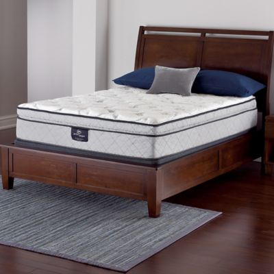 Serta® Perfect Sleeper® Crandon Super Pillow Top Twin Mattress Set