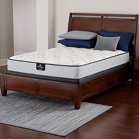Buy Serta Perfect Sleeper Latham Firm Low Profile Twin Mattress Set From Bed Bath Beyond