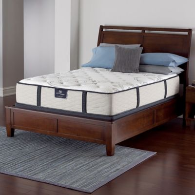 Serta® Perfect Sleeper® Merrick Plush Low Profile Twin Mattress Set