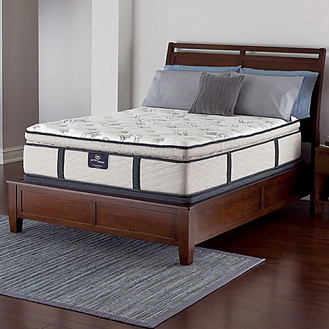 Buy Serta Perfect Sleeper Pederson Super Pillow Top Twin Mattress Set From Bed Bath Beyond