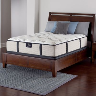 Serta® Perfect Sleeper® Pederson Plush Low Profile Queen Mattress Set