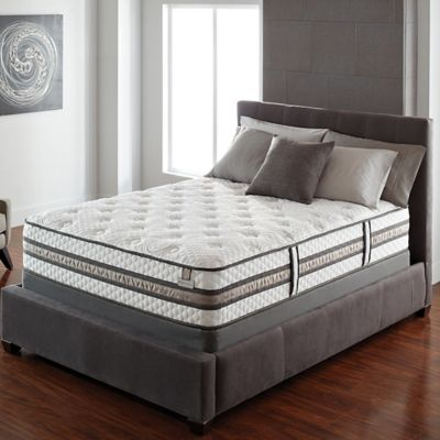 Serta® iSeries® Vantage Plush Queen Mattress Set