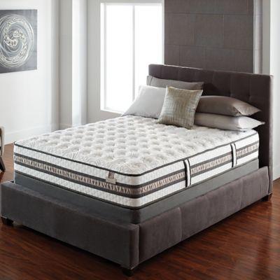 Serta® iSeries® Vantage Firm Queen Mattress Set