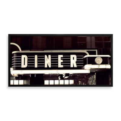 Diner II Wall Art
