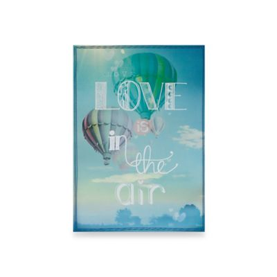 "Graham & Brown ""Love is in the Air"" Canvas Wall Art"