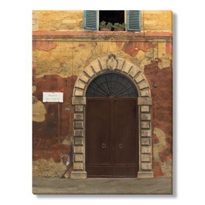 Deborah DuPont Door Series II Gallery Wrapped Canvas Art