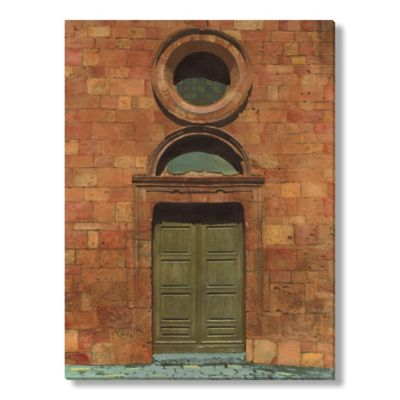 Deborah DuPont Door Series III Gallery Wrapped Canvas Art