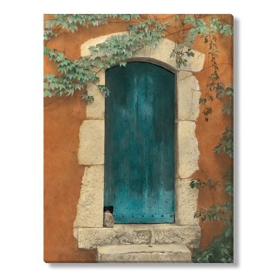 Deborah DuPont Door Series IV Gallery Wrapped Canvas Art