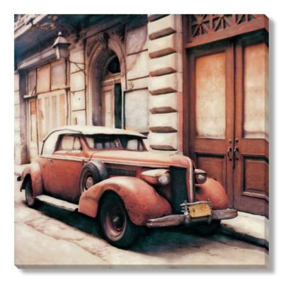 Ernesto Rodriguez Havana Viejo Gallery Wrapped Canvas Art
