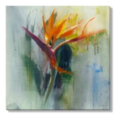 Allyson Krowitz Bird of Paradise I Gallery Wrapped Canvas Art