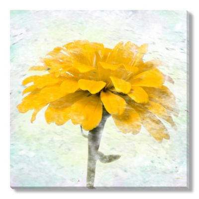 Sia Aryai Marigold Canvas Wall Art