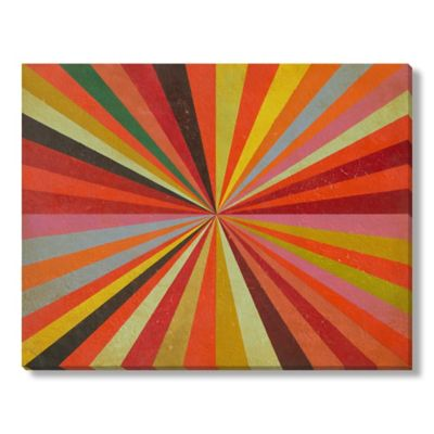 Benjamin Arnot Light Speed Canvas Wall Art
