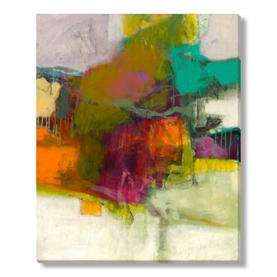 Bob Hunt Eradication I Gallery Wrapped Canvas Art