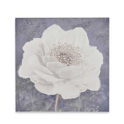 Graham & Brown Lilac Bloom Canvas Wall Art