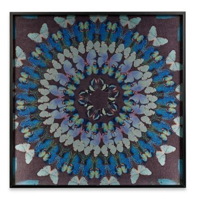 Graham & Brown Flock of Butterflies Framed Wall Art