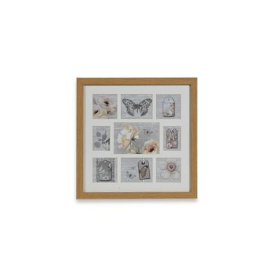 Botanical Collectables Small Framed Wall Art
