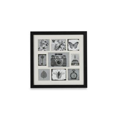 Graham & Brown Treasured Trinket Collectibles Medium Framed Wall Art