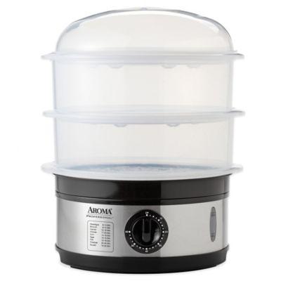 Aroma® Professional 9 qt. Food Steamer