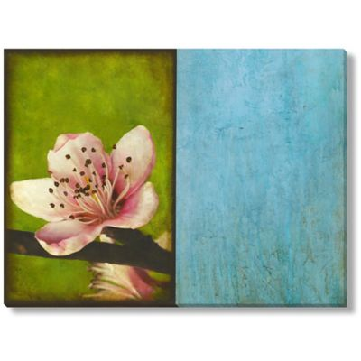 St. John Blooming II Canvas Wall Art