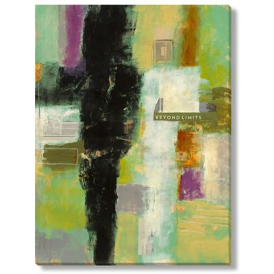 Sara Abbott Comfort Zone II Canvas Wall Art