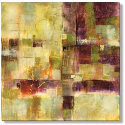 Jane Bellows Next Exit I Gallery Wrapped Canvas Art